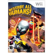 Destroy All Humans Big Willy Unleashed Game Wii