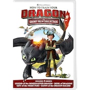 How To Train Your Dragon: The Short Film Collection DVD