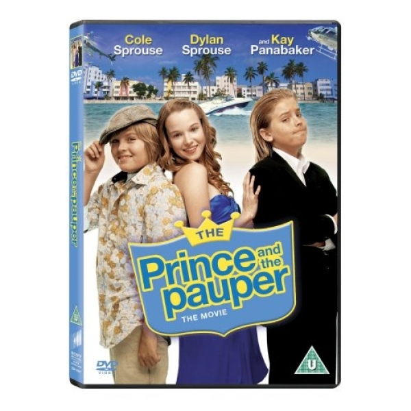The Prince And The Pauper 2008 DVD