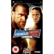 WWE Smackdown vs Raw 2009 Game PSP