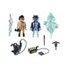 Playmobil Ghostbusters Spengler with Ghost - Image 2