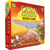Ex-Display Settlers of Catan Family Edition Board Game Used - Like New