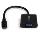 Mini HDMI to VGA Adapter Converter for Digital Still Camera / Video Camera - 1920x1080