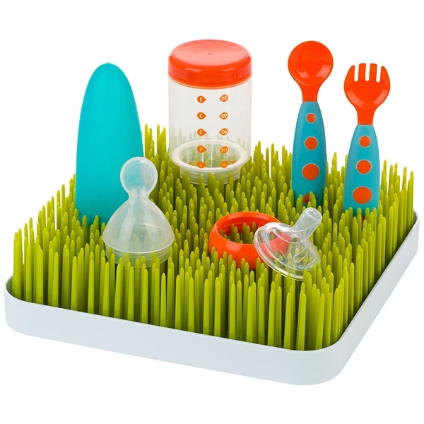 Boon Grass Baby Bottle Dryer Rack - Image 1