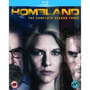 Homeland - Season 3 Blu-ray