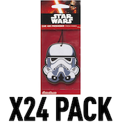 Storm Trooper Fresh Robes (Pack Of 24) Star Wars Air Freshener