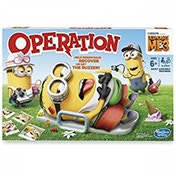Despicable Me 3 Edition Operation Game