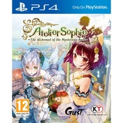 Atelier Sophie The Alchemist of the Mysterious Book PS4 Game