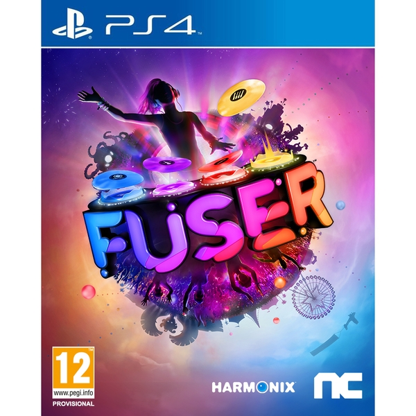 FUSER PS4 Game - Image 1