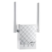 Asus (RP-AC51) AC750 (300 433) Dual Band 10/100 Range Extender/Access Point/Media Bridge UK Plug