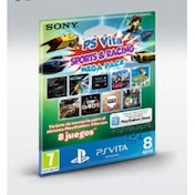 Sony PlayStation Vita Sports & Racing Game Pack + 8GB Memory Card PS Vita