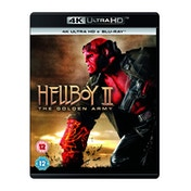 Hellboy II: The Golden Army 4KUHD   Blu-ray