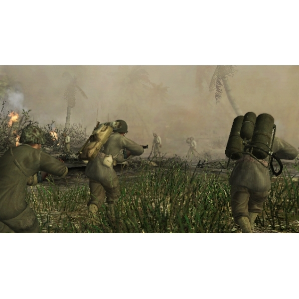 Call Of Duty 5 World At War Game Wii - Image 3