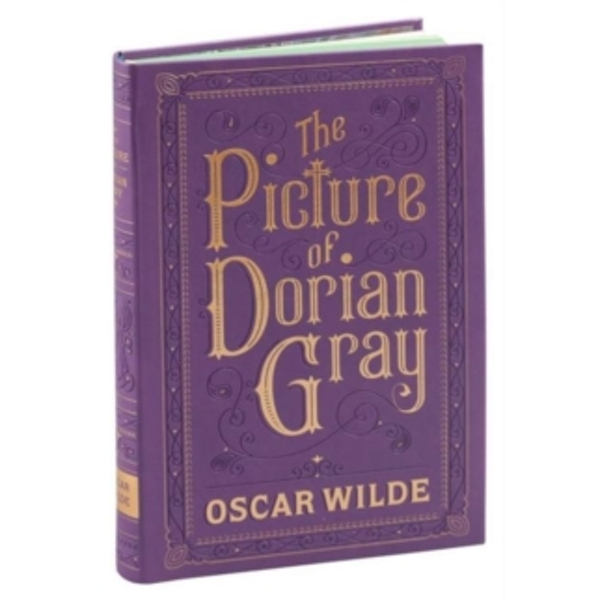 Picture of Dorian Gray (Barnes & Noble Flexibound Classics) by Oscar Wilde (Other book format, 2015)