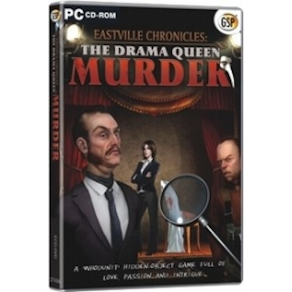 Eastville Chronicles The Drama Queen Murder Game PC