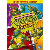 Teenage Mutant Ninja Turtles: Cowabunga Classics DVD