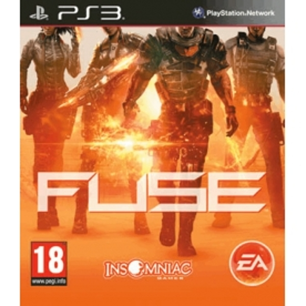 Fuse Game PS3