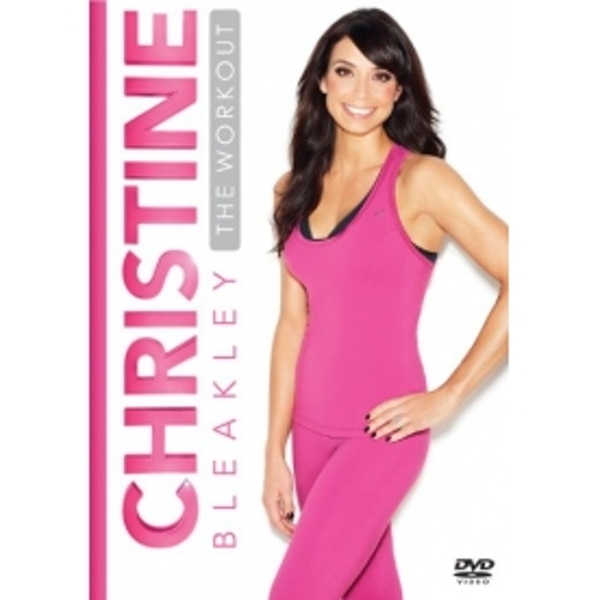 Christine Bleakley The Workout DVD