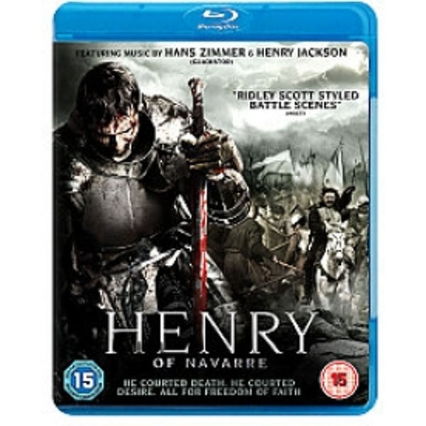 Henry Of Navarre Blu-ray