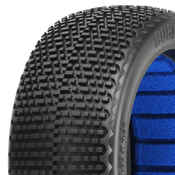 Proline 'Buck Shot' S2 Medium 1/8 Buggy Tyres W/Closed Cell
