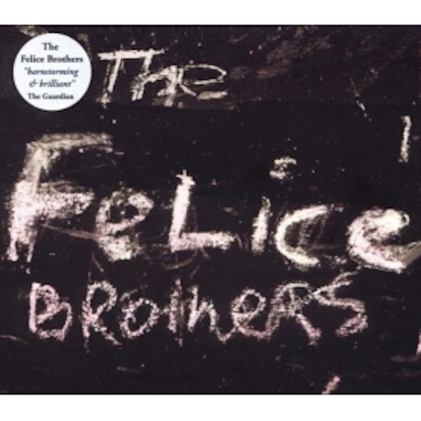 The Felice Brothers - The Felice Brothers CD