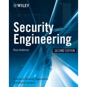 Security Engineering: A Guide to Building Dependable Distributed Systems by Ross J. Anderson (Hardback, 2008)