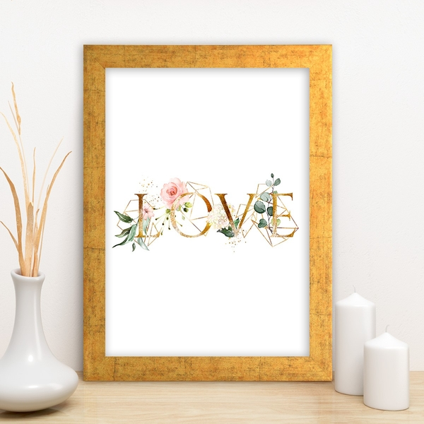 AC1074372509 Multicolor Decorative Framed MDF Painting