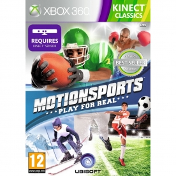 Kinect Motion Sports Game (Classics) Xbox 360