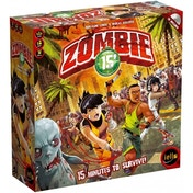 Zombie 15 Board Game