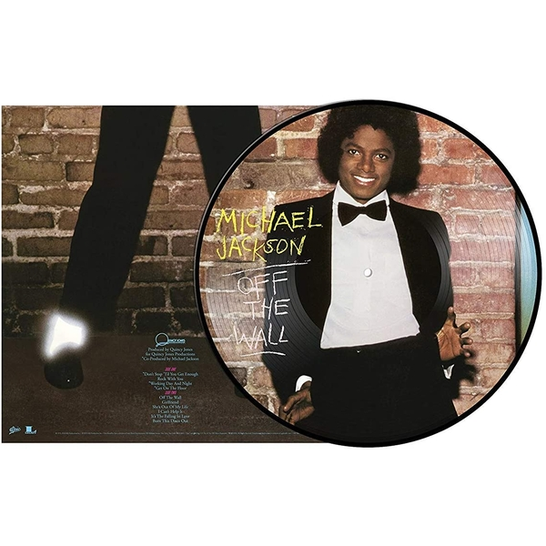 Michael Jackson - Off The Wall Picture Vinyl