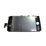 iPhone 4 Compatible Screen Assembly Kit Black OEM Original LCD with Copy Flex Cable