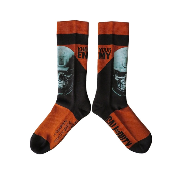 Call Of Duty - Know Your Enemy Socks