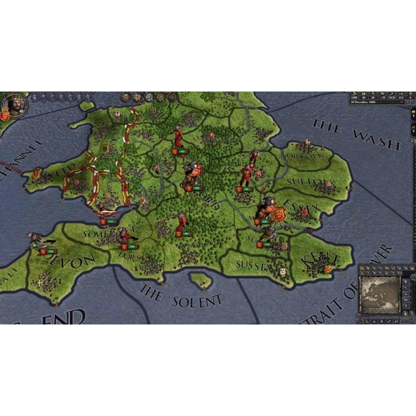 Crusader Kings II & Europa Universalis IV Twin Pack PC Game - Image 3
