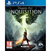 Dragon Age Inquisition (with Flames of the Inquisition DLC) PS4 Game