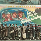 Curtis Mayfield - (There's No Place Like) America Today Vinyl