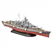 Battleship Bismarck 1:700 Revell Model Kit