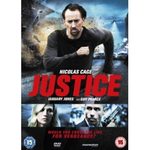 Justice (2012) DVD