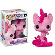 Pinkie Pie Sea Pony (My Little Pony the Movie) Funko Pop! Vinyl Figure