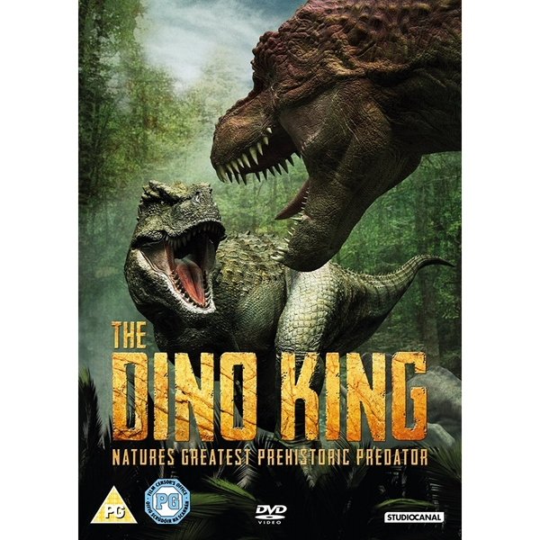 The Dino King DVD