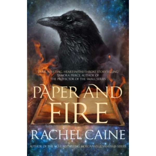Paper and Fire by Rachel Caine (Paperback, 2016)