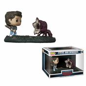 Steve vs Demodog (Stranger Things) Movie Moments Funko Pop! Vinyl Figure