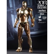 Marvel Avengers 1/4 Scale Figure Iron Man Midas Version Gold Armour