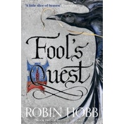 Fool's Quest (Fitz and the Fool, Book 2) by Robin Hobb (Paperback, 2016)