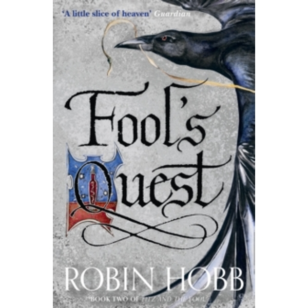 Fool's Quest (Fitz and the Fool, Book 2) Paperback / Softback