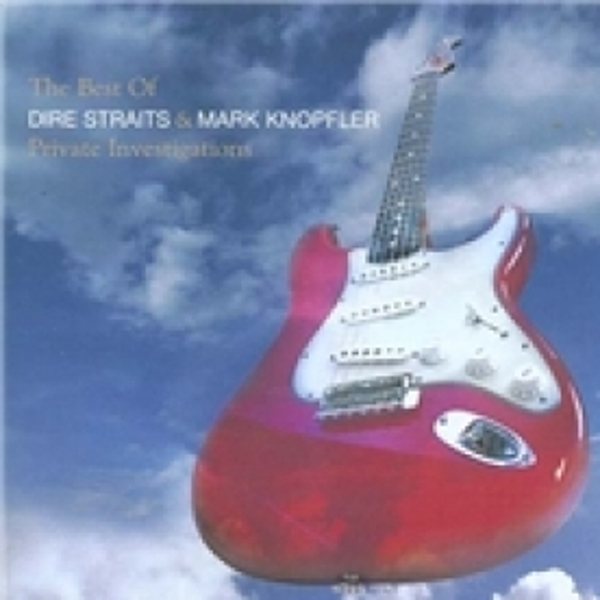 Mark Knopfler & Dire Straits Private Investigations CD