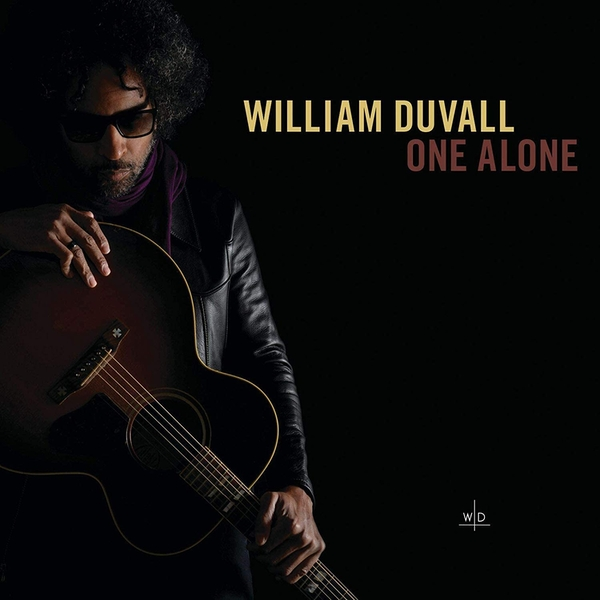 William Duvall – One Alone Clear Frosted Vinyl