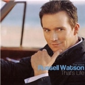 Russel Watson Thats Life CD