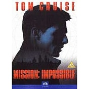 Mission Impossible 1996 DVD