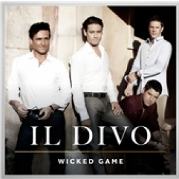 Il Divo Wicked Game CD