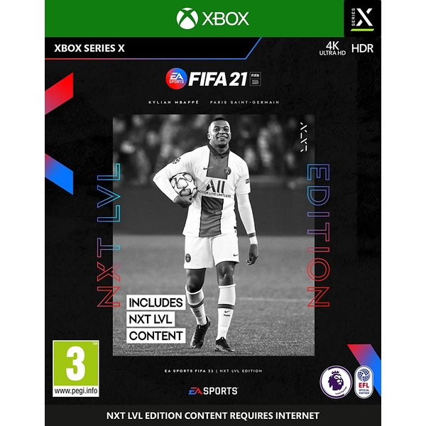 FIFA 21 NXT LVL Edition Xbox Series X Game